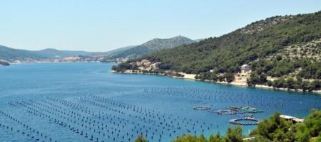 Marina, maison a vendre avec magnifique vue mer, grand terrain de 7 000 m2