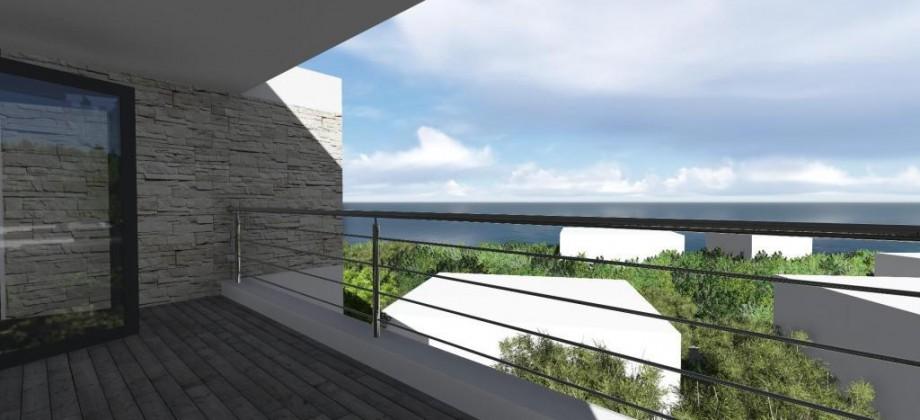Ile de Čiovo, a vendre appartments de luxe, 2 chambres, vue mer!