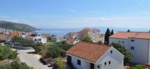 Trogir, Ile de Čiovo a vendre appartements avec deux chambres,vue mer!