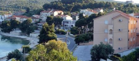 Appartement en premier ligne de mer, ville de Marina!