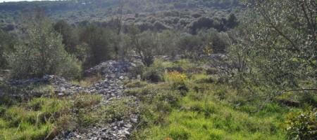 Okrug Donji, terrain constructible 1226 m2