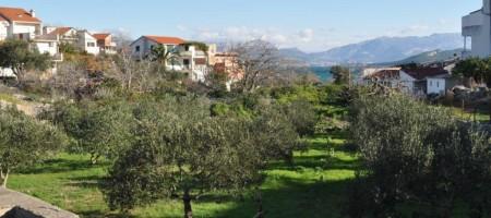 Ile de Ciovo, terrain constructible a vendre!