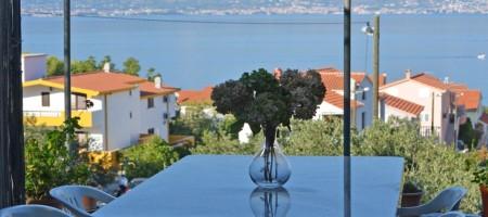 Trogir, Ile de Čiovo a vendre maison avec magnifique vue mer!
