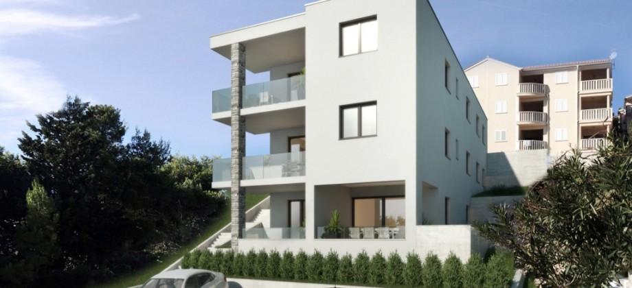 Rogoznica, a vendre appartements de luxe  premiere  ligne de  la mer !