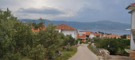 Terrain constructible  a vendre, Trogir-Ile de Čiovo!