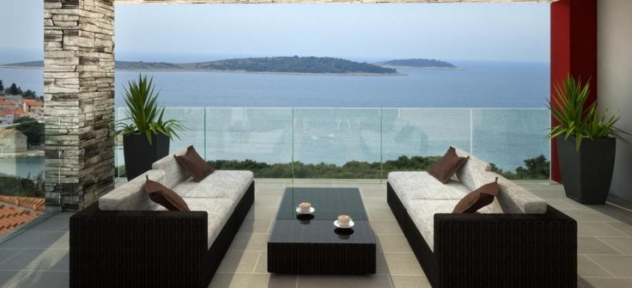 Primošten, à vendre appartements de luxe avec magnifique vue mer!