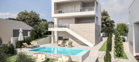 Villa moderne avec piscine, 2 ligne de la mer !