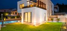 l'île de Čiovo à vendre villa de luxe première ligne de la mer