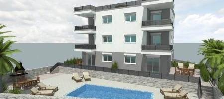 Penthouse avec terrasse sur le toit