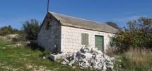 Deux maisons en pierre avec vue mer panoramique