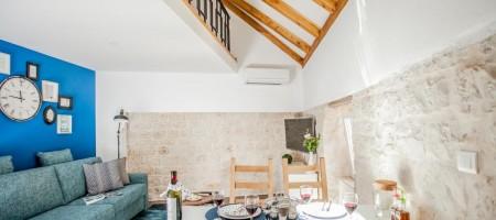 Trogir, à vendre maison en pierre entièrement rénové
