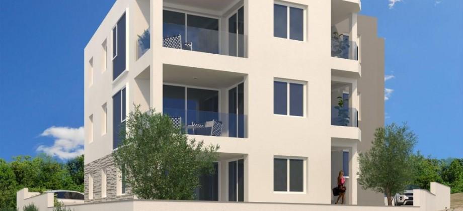Šibenik, nouvelle construction, à vendre appartements avec deux chambres