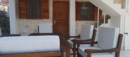 Île de Drvenik, charmante maison avec jardin