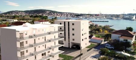Appartement avec une chambre deuxieme ligne de la mer