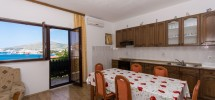 Appartement confortable de trois chambres avec jardin